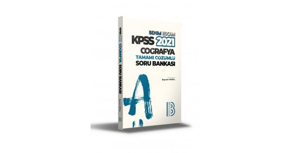 Yayınları 2021 KPSS Coğrafya Tamamı Çözümlü Soru Bankası