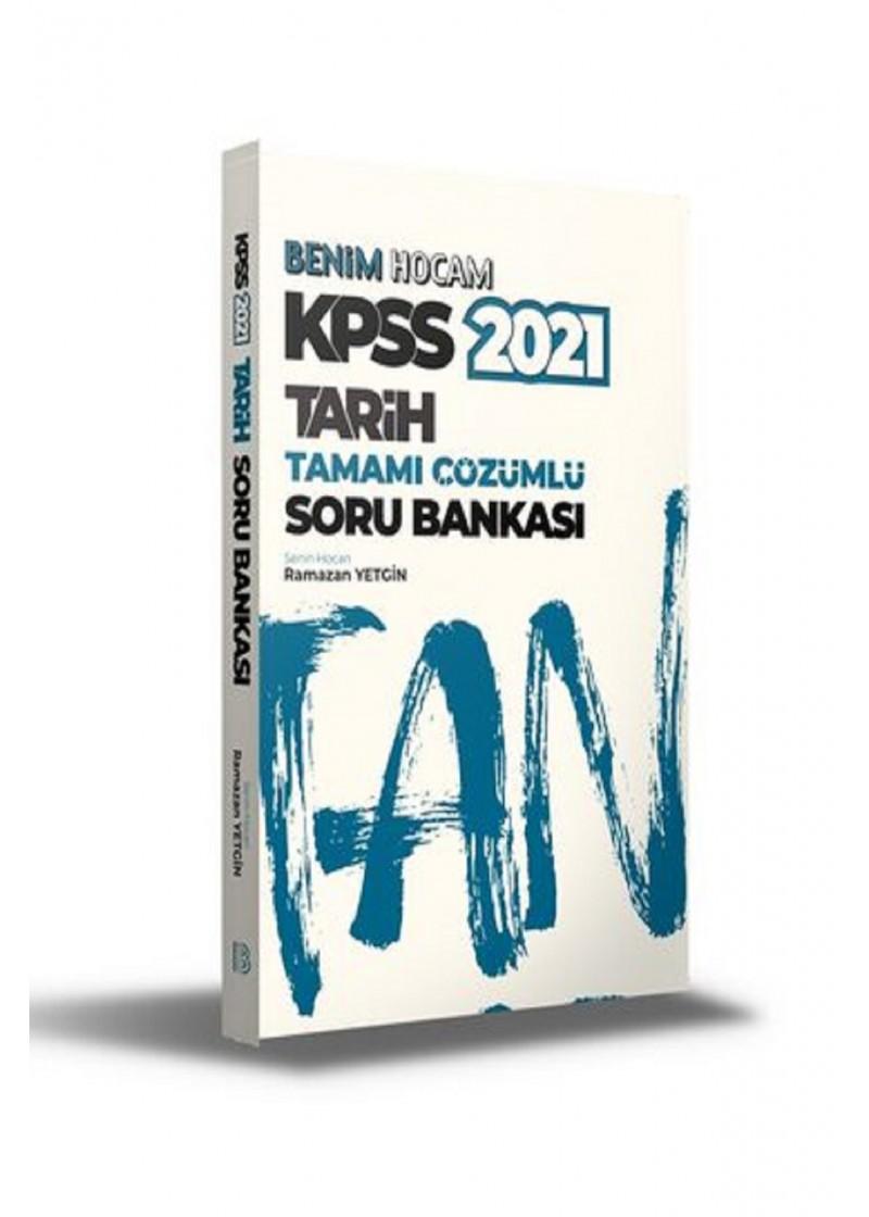 Yayınları 2021 KPSS Tarih Tamamı Çözümlü Soru Bankası