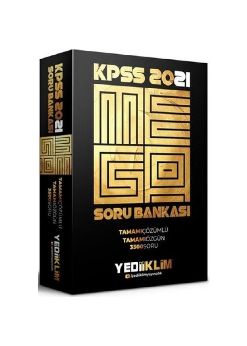Kpss Genel Yetenek G. K Mega Tamamı Çözümlü Soru Bankası